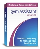 gym assistant software