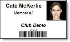 Printing Membership Cards